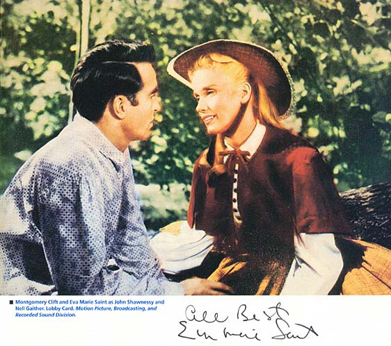 Image result for images of movie raintree county